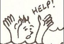 help thumb